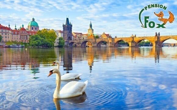 Praha nabízí nejen kulturní vyžití, ale také romantickou atmosféru