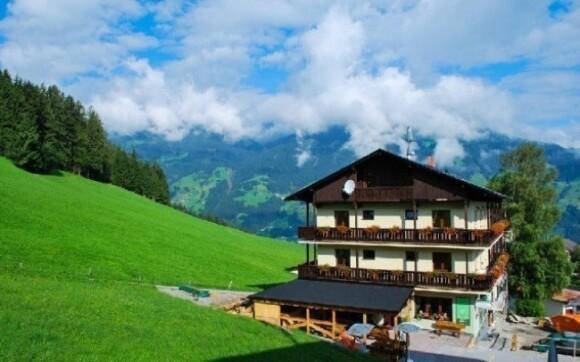 Užijte si dovolenou v českém penzionu Gemshorn ***