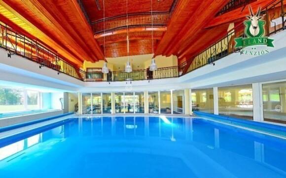 Po celou dobu pobytu můžete využít vnitřní bazén
