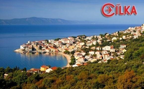 Chorvatské letovisko Igrane je nádherné