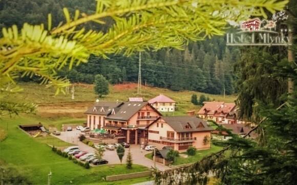 Užijte si dovolenou poblíž Slovenské ráje