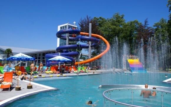 Využijte vstup do aquaparku v Turčianských Teplicích