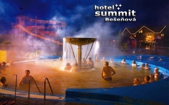V hotelu Summit vás čeká skvělá dovolená