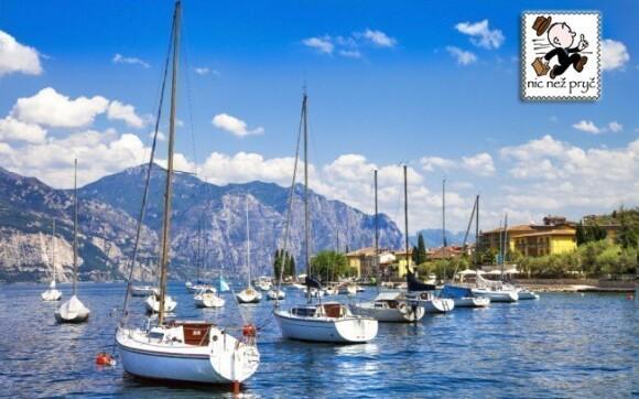 Největší jezero Itálie Lago di Garda každým rokem láká spoustu návštěvníků