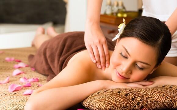 Užijete si také relaxační masáž