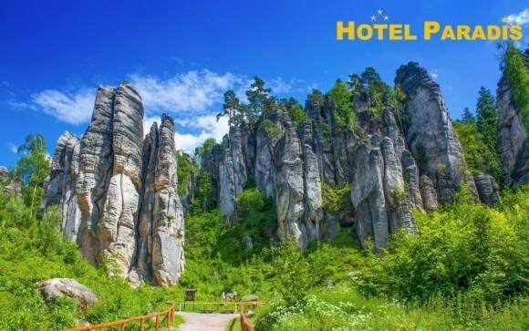 Projděte si Český ráj s jeho nádhernou přírodou