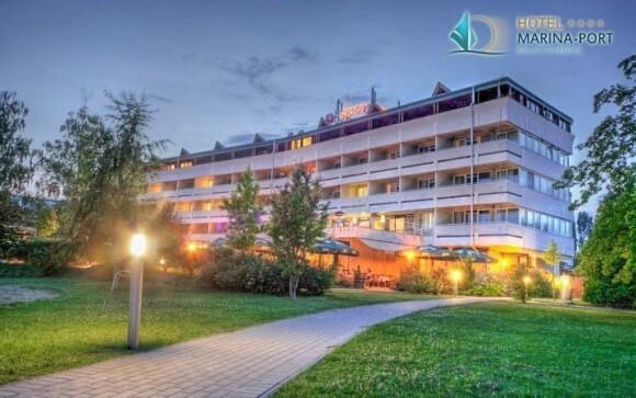 Užijte si luxus v hotelu Marina-Port ****