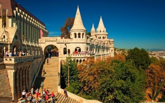 Hotel Polus Madarsko Budapest Sleva