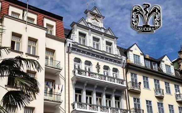 Užijte si parádní dovolenou v Hotelu Kučera ***