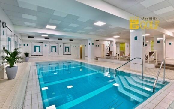 Parádní prostory wellness centra