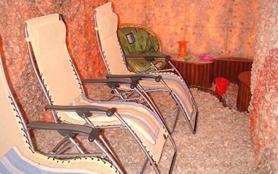 Těšte se na relaxaci v solné jeskyni