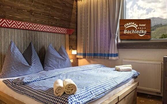 Pokoje hotelu Bachledka **** Strachan jsou jako z pohádky