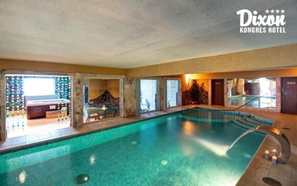 V hotelovém wellness vás čeká vše potřebné pro perfektní rodinné odpoledne