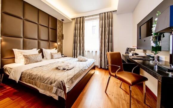 Ubytování v Continental Hotel Budapest **** to je pohodlí a elegance