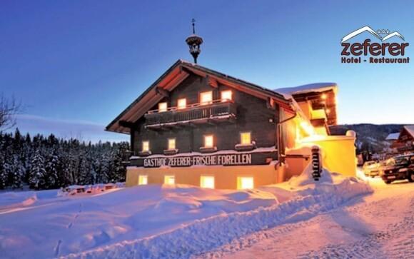 Vyrazte do Alp a ubytujte se v českém hotelu Zeferer
