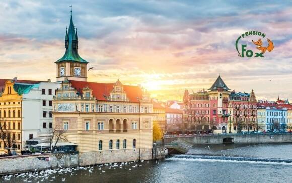 Praha patří mezi 10 nejkrásnějších destinací na světe dle Tripadvisor.com