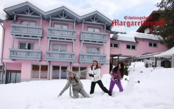 Užijte si pořádnou zimní dovolenou