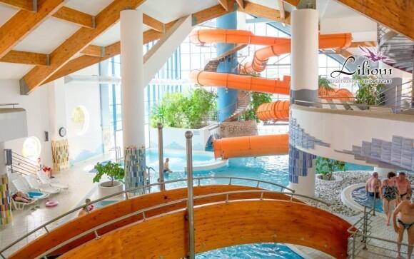 Dopřejte si odpočinek v termálech Kehida Thermal Spa