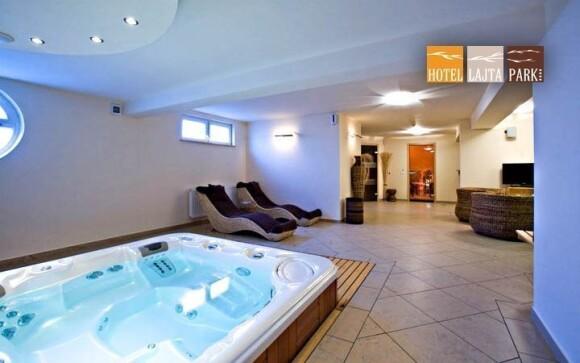 Novou energii načerpáte v hotelovém wellness