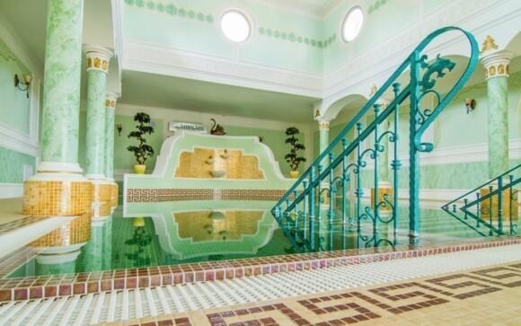 Dopřejte si relaxaci v nádherných interiérech termálů Podhájska