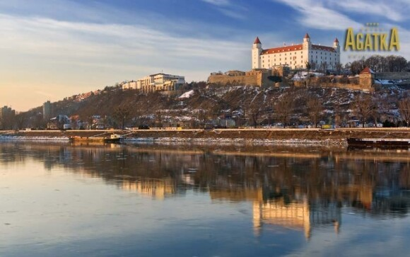 Navštívte Bratislavský hrad