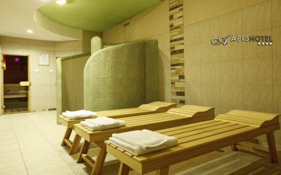 Odpočiňte si ve wellness centru