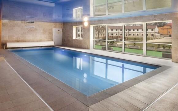 Wellness-balneo pobyt v luxusním hotelu s bazénem