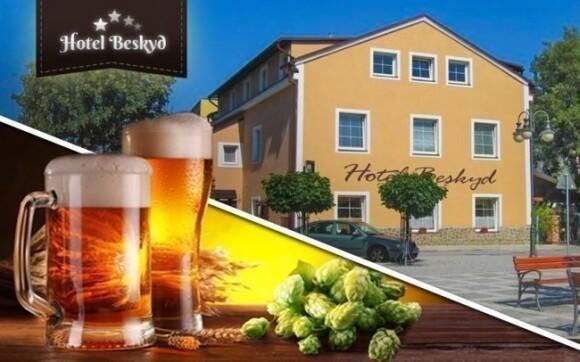 Ubytujte se v jedinečném hotelu s vlastním pivovarem