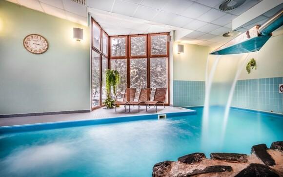 Wellness pobyt v Relax Hotelu FIM ***