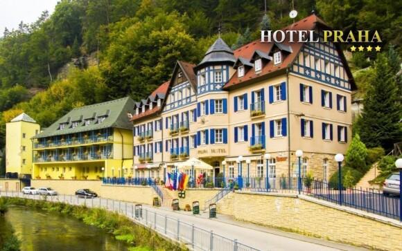 Vychutnejte si pobyt v exkluzivním Hotelu Praha ****