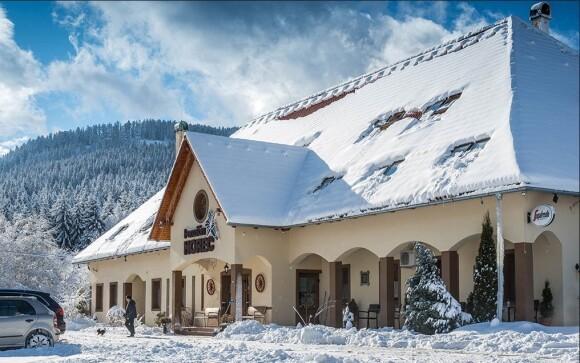 Užijte si dovolenou s celou rodinou v penzionu Horec ***