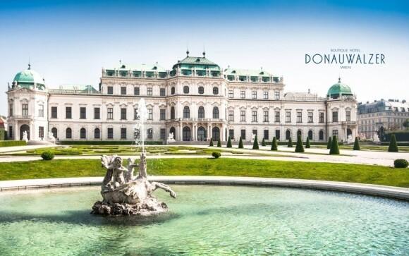 Užijte si krásy Vídně