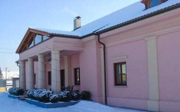 Ubytujte se v Happy Village Kaštieľ Ivachnová