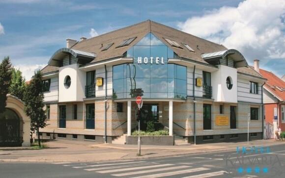 Užijte si luxusní pobyt v oblíbeném Győru