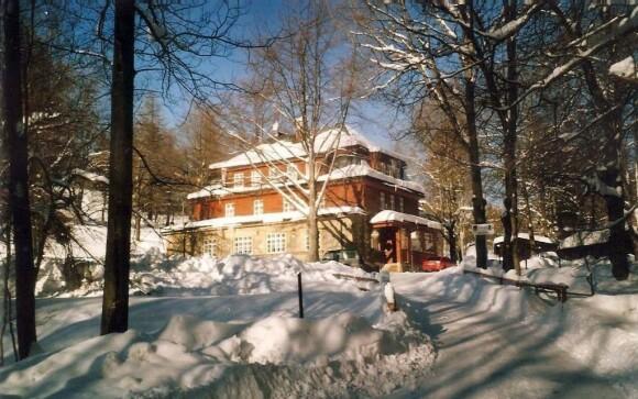 Užijte si zimní pobyt v Krkonoších