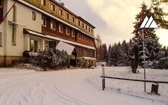 Hotel Maxov *** najdete ve vesničce Dolní Maxov