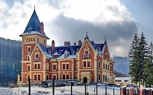Vychutnejte si luxus na zámku
