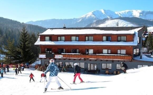 Hotel Bachledka **** Strachan je rájem pro lyžaře