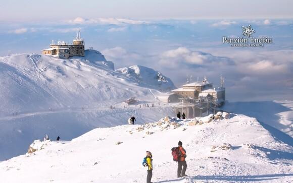 Vydejte se za pořádnou zimou na Slovensko