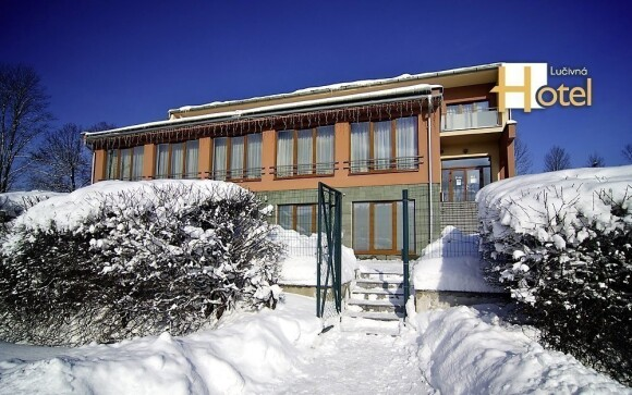 Zajeďte si na zimní dovolenou do Hotelu Lučivná ***