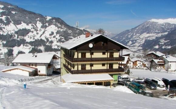 Zimní dovolenou v penzionu Gemshorn si určitě skvěle užijete