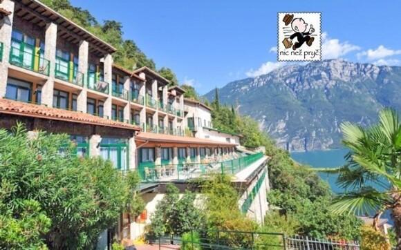 Ubytování u největšího italského jezera v hotelu La Limonaia ***