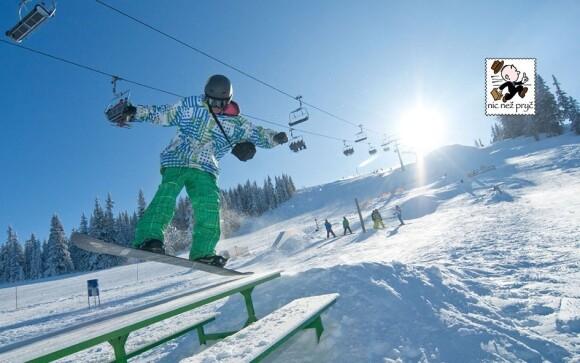 Vydejte se na skvělý lyžařský pobyt