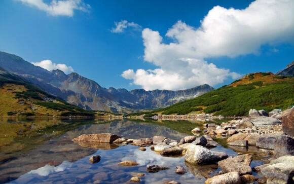 Vyrazte do Vysokých Tater a obdivujte každý den jiný výhled