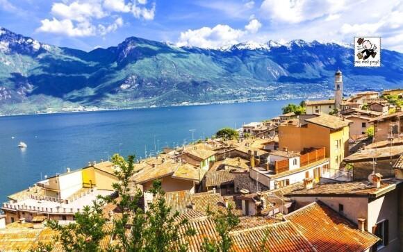 Objevte největší jezero Itálie Lago di Garda