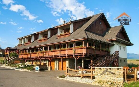 Hotel uspokojí i náročné zákazníky