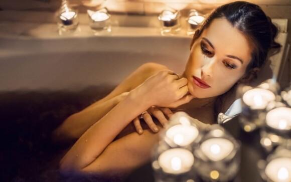 Vychutnejte si čokoládovou perličkovou koupel