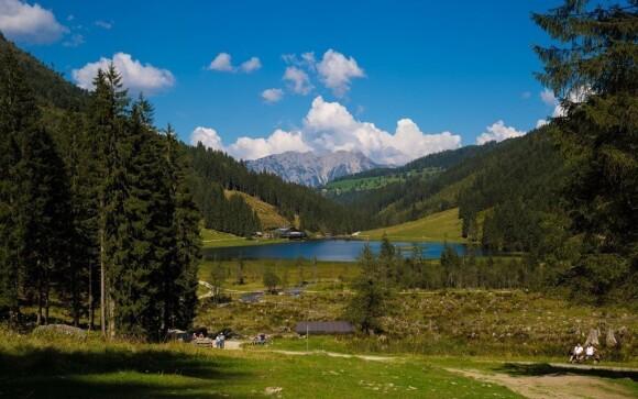 Těšte se na nádherné panorama a četné turistické trasy