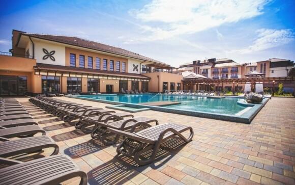 Caramell Premium Resort to je relaxační ráj