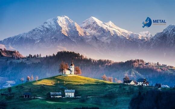Poznejte krásy úchvatného Slovinska